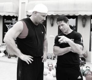 Ken Blackburn & Steve Cotter